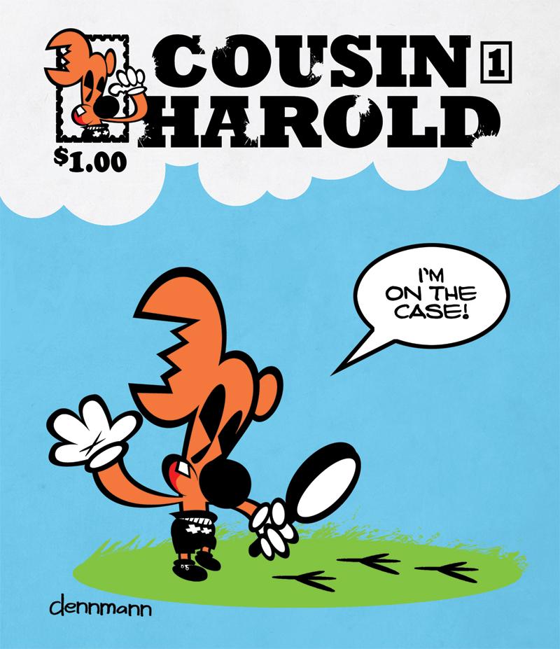 Cousin Harold