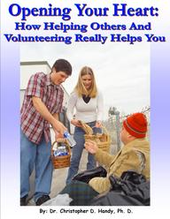 Opening Your Heart: How Helping Others And Volunteering Really Helps You