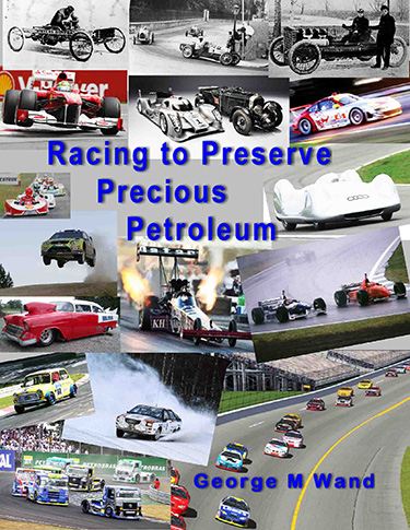 Racing to Preserve Precious Petroleum