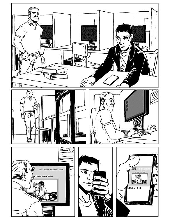 comic page #13