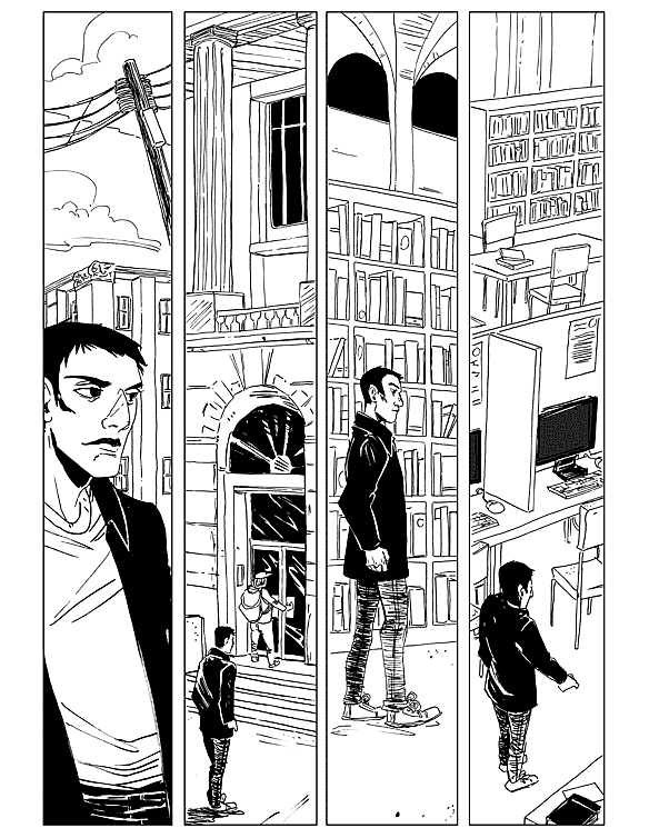 comic page #10