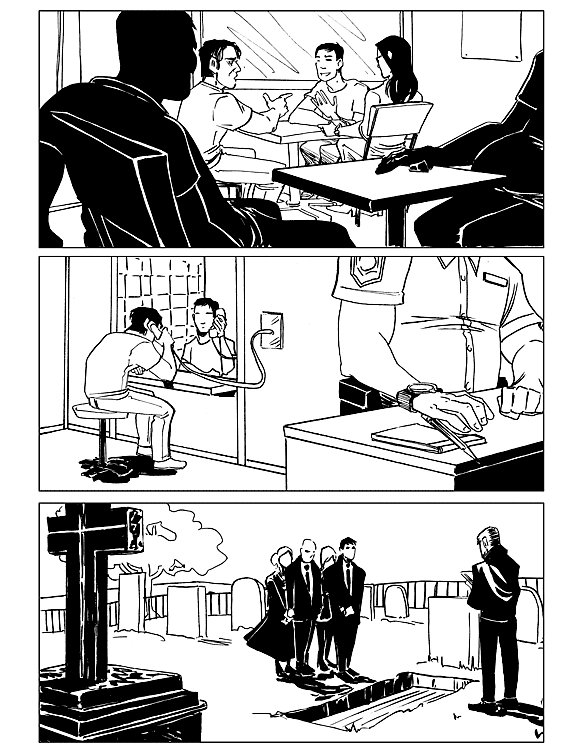 comic page #9